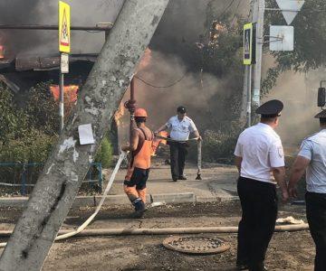 Суд займется рассмотрением дела о самом крупном пожаре в истории Ростова-на-Дону