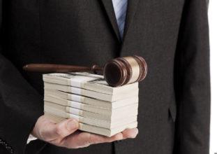 Взыскали долг 1 700 000 рублей в судебном порядке